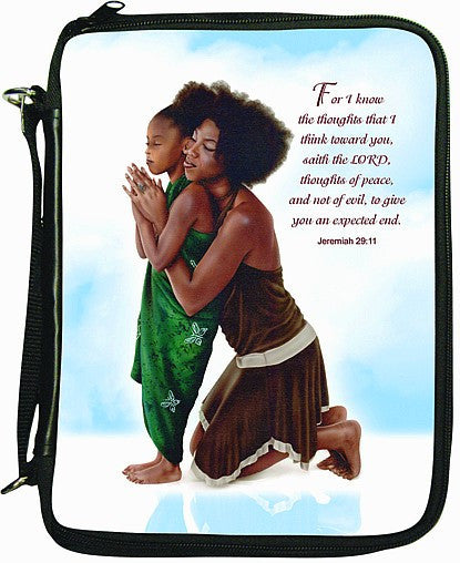 Mother's Love Bible Cover
