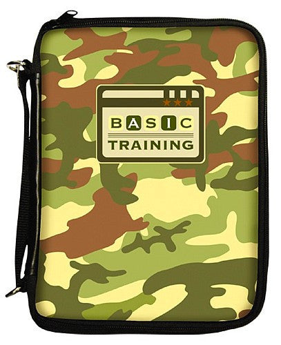 Basic Training (Male) Bible Cover
