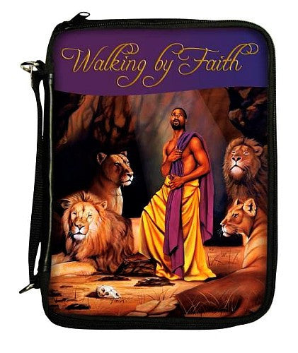 Walking By Faith II Bible Cover