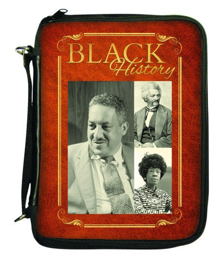 Black History Bible Cover