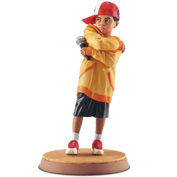 MC Little Bit Figurine by Thomas Blackshear