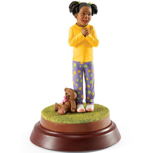 So Happy Figurine by Thomas Blackshear