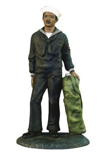Navy Crewman Figurine