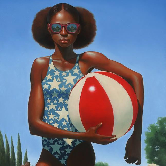 Bright Star by Kadir Nelson
