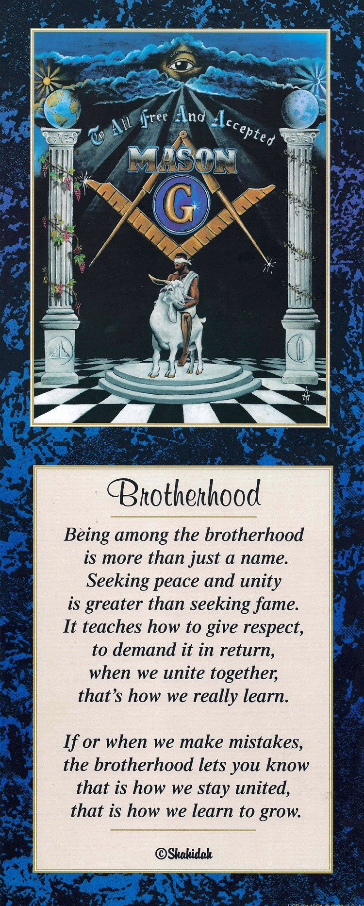 Brotherhood by Tracy Andrews and Shahidah (Freemasonry)