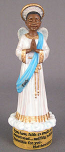 Faith Angel: Blessings Unto You Figurine Collection