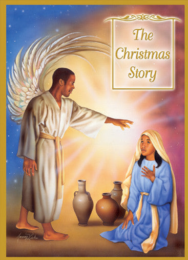 The Christmas Story: African American Christmas Card