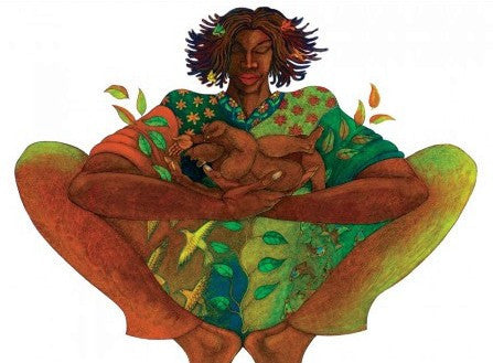 Motherhood by Charles Bibbs