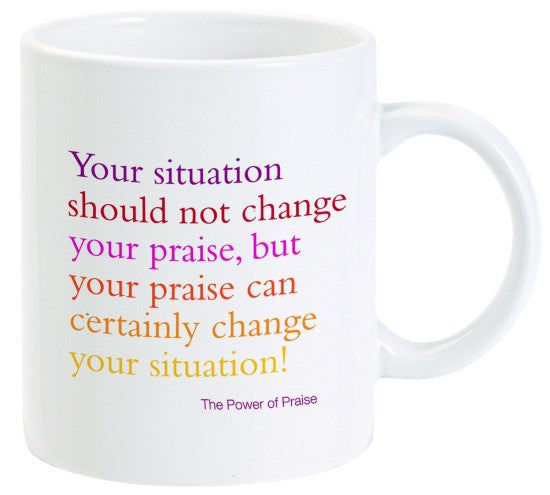 Your Situation Mug by Charis Gifts