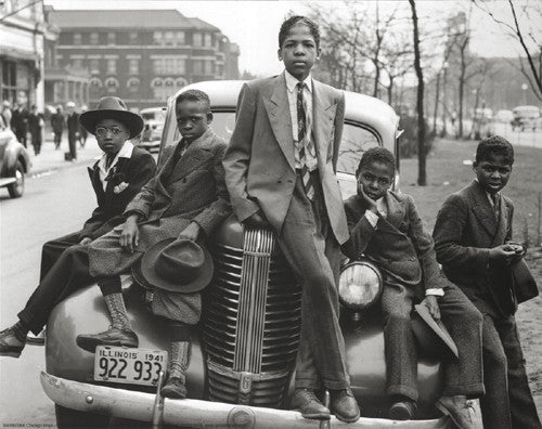 Chicago Boys: Sunday's Best (1941) by Anonymous