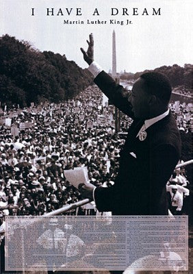I Have A Dream by Corbis Archive