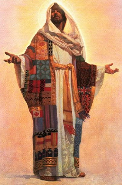 Coat of Many Colors by Thomas Blackshear