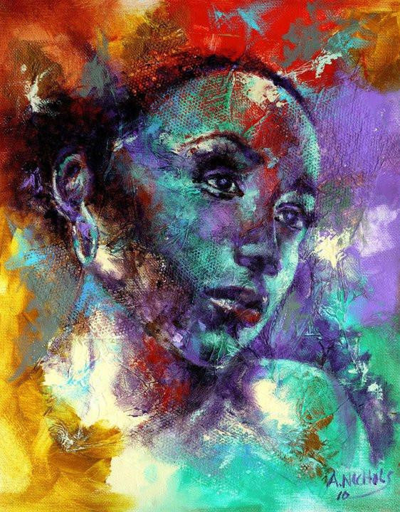 In Living Color (Female) by Andrew Nichols