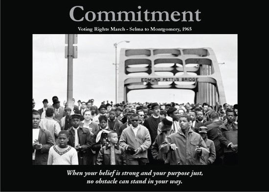 Commitment: Voting Rights March by D'azi Productions