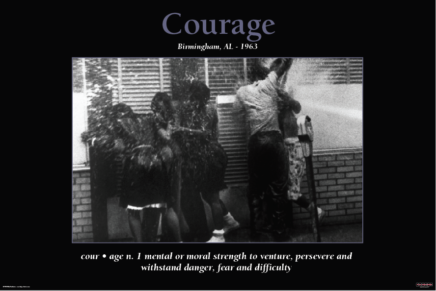 Courage by D'azi Productions