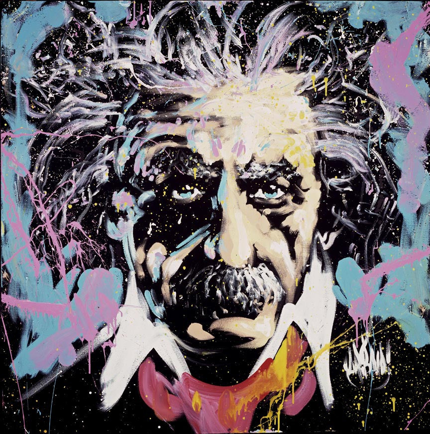 E=MC² by David Garibaldi