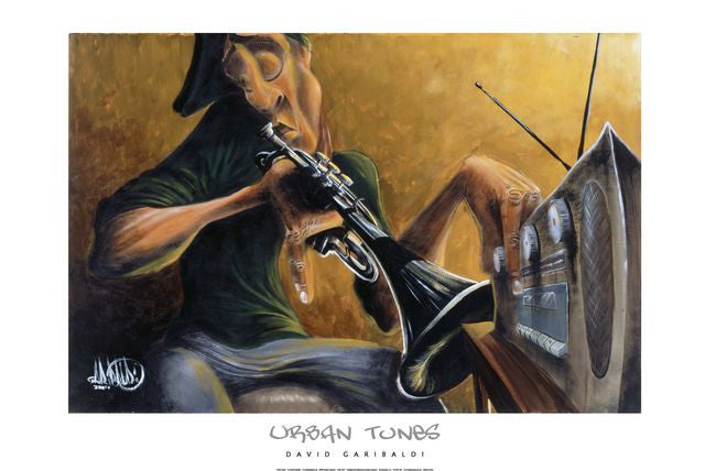 Urban Tunes by David Garibaldi