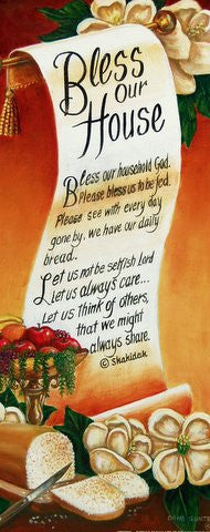 Bless Our House by David Gunter