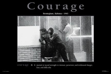 Courage: Birmingham Civil Rights Protests by D'azi Productions