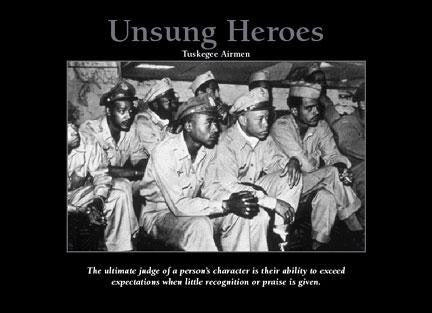 Unsung Heroes: Tuskegee Airmen by D'azi Productions