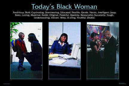 Today's Black Women by D'azi Productions