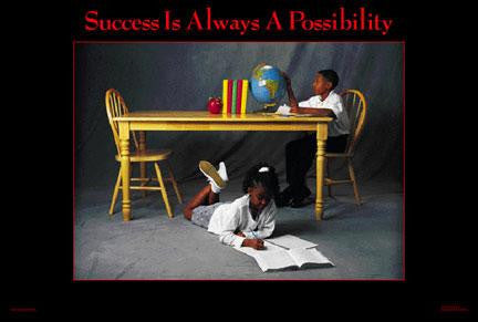 Success is Always A Possibility by D'azi Productions