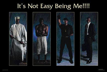It's Not Easy Being Me by D'azi Productions
