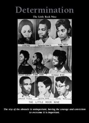 Determination: Little Rock Nine by D'azi Productions