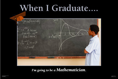 Mathematician: When I Graduate Series by D'azi Productions