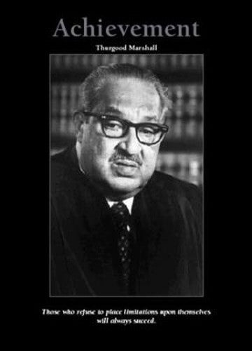 Achievement: Thurgood Marshall by D' azi Productions