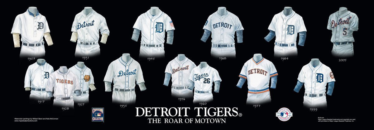Detroit Tigers: The Roar of Motown by Nola McConnan and William Bond