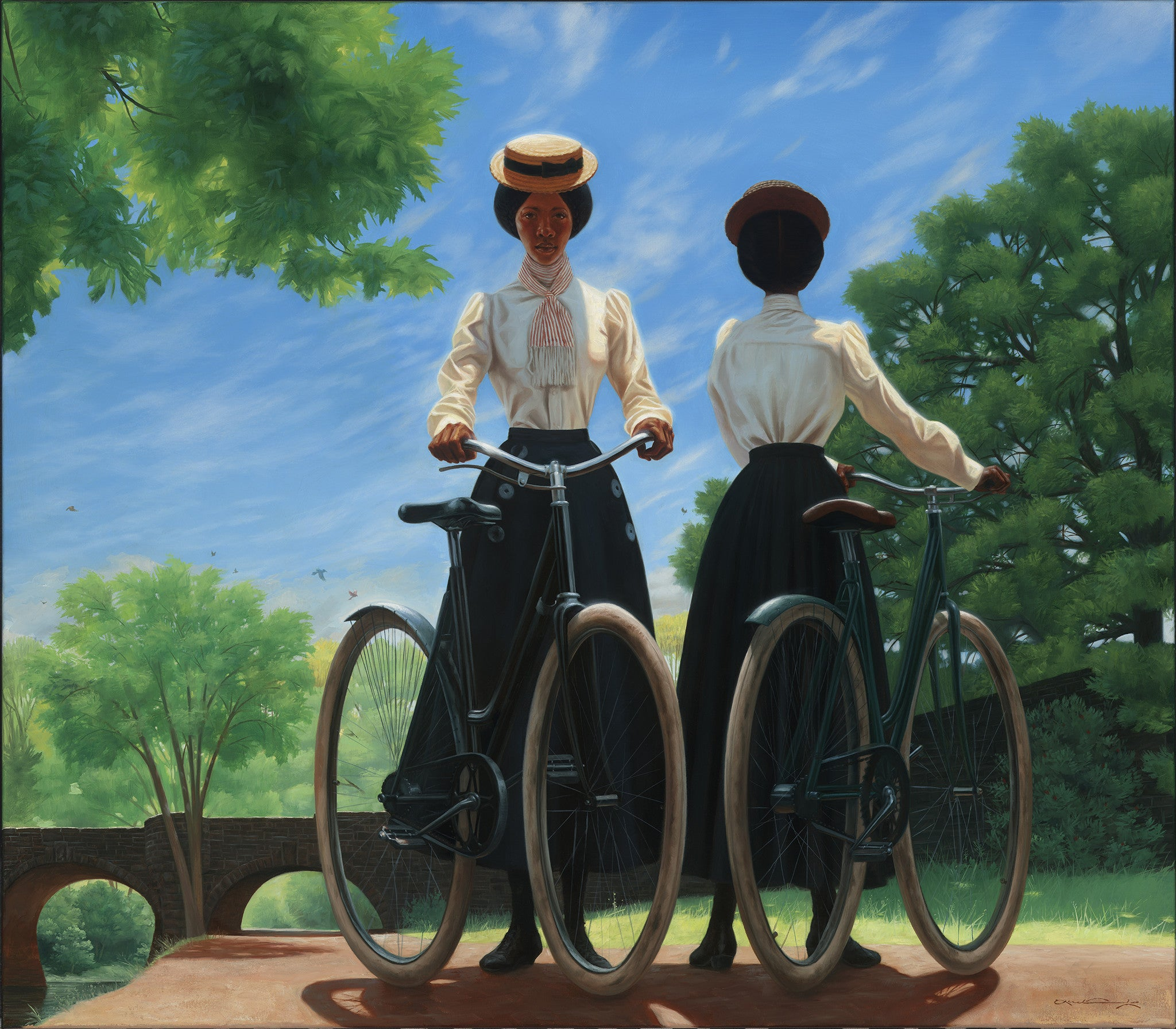 Eaglevale Riders by Kadir Nelson
