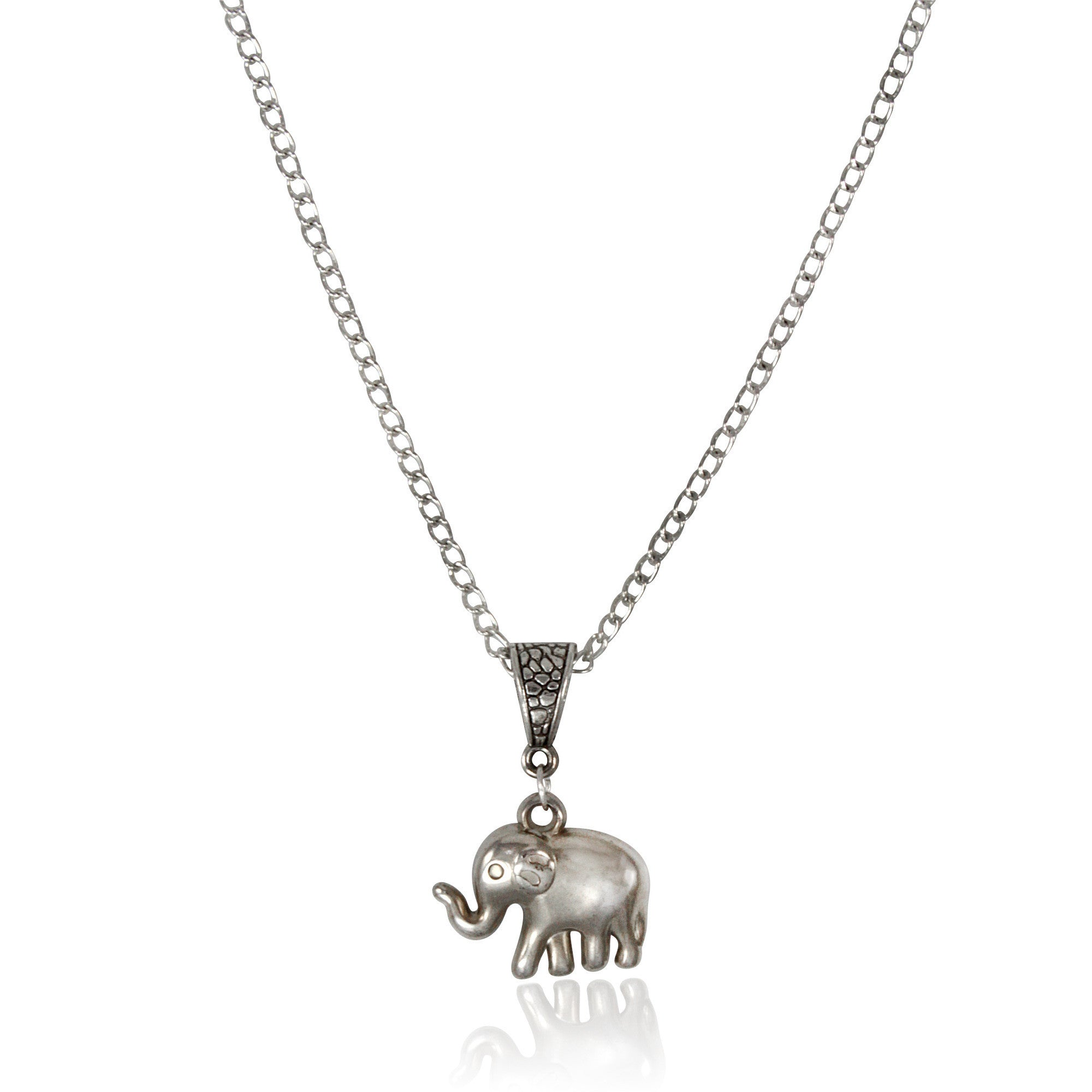 Elephant Dangle Pendant (Delta Sigma Theta)