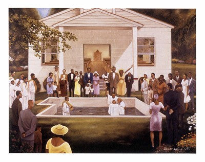 Baptism by Ernest Watson