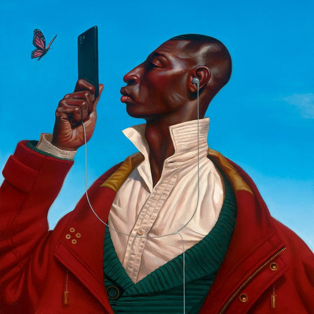 Eustace Negro by Kadir Nelson (Limited Edition Art)