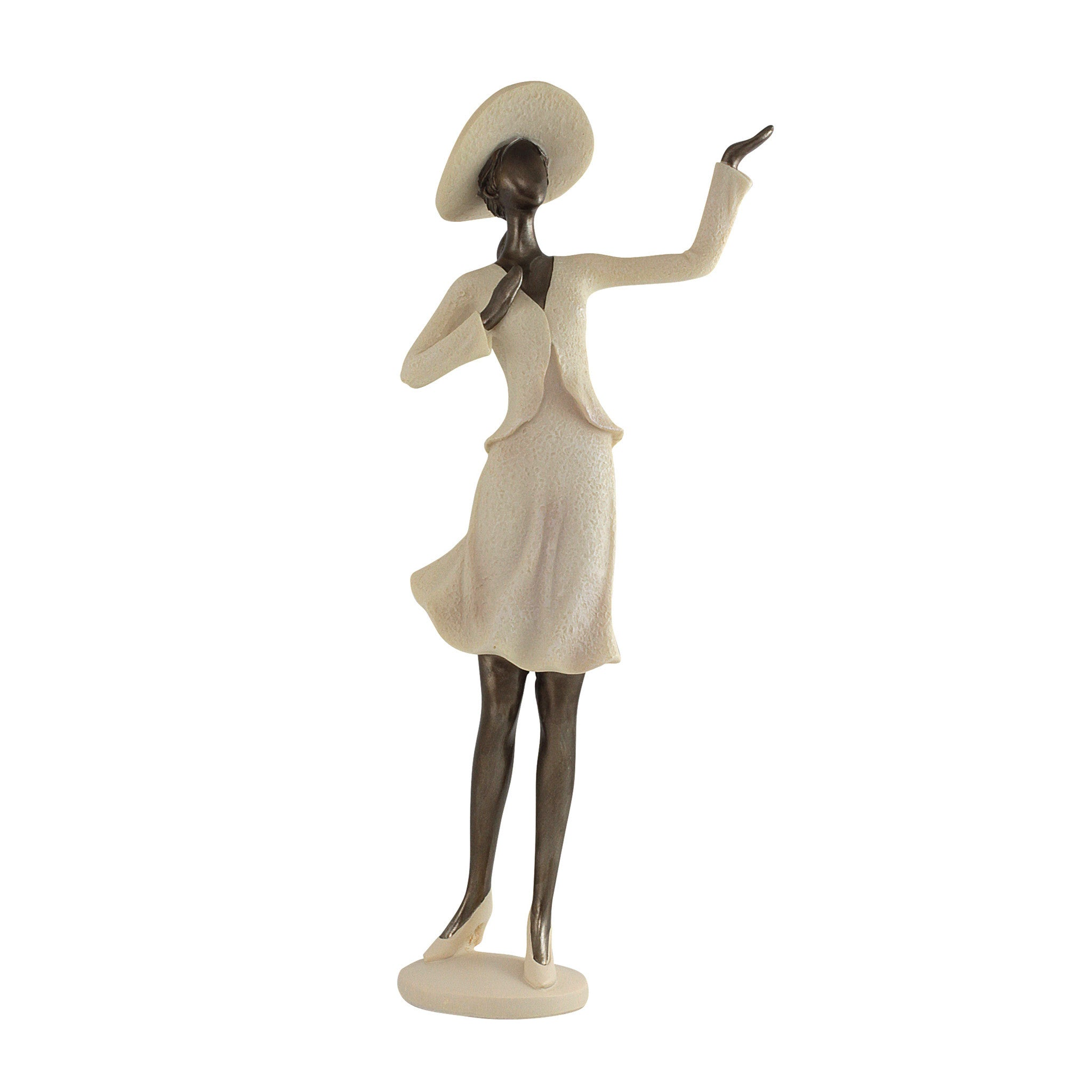 Feeling the Spirit Figurine: Virtuous Woman Collection by Unison Gifts