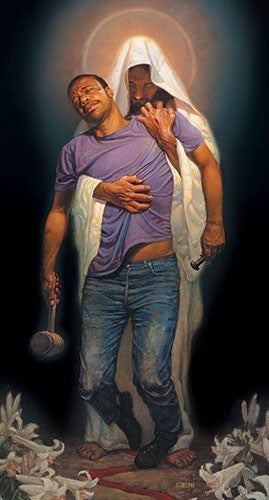 Forgiven II by Thomas Blackshear
