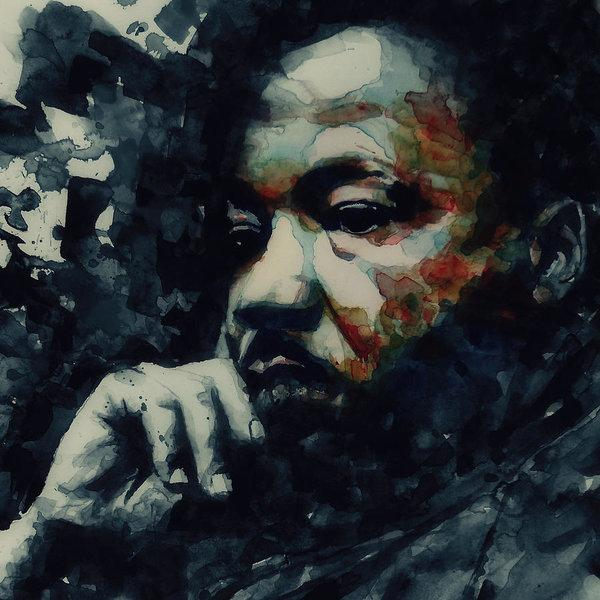 Forgiveness is Not an Occasional Act: Martin Luther King Jr. by Paul Lovering