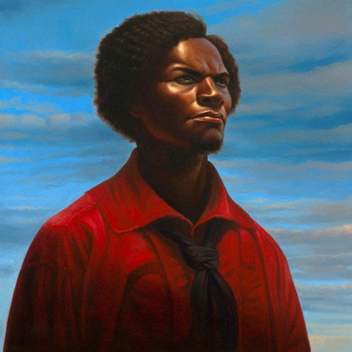 Frederick Douglass: The Lion by Kadir Nelson