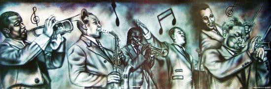 Legends Of Jazz by Fred Mathews