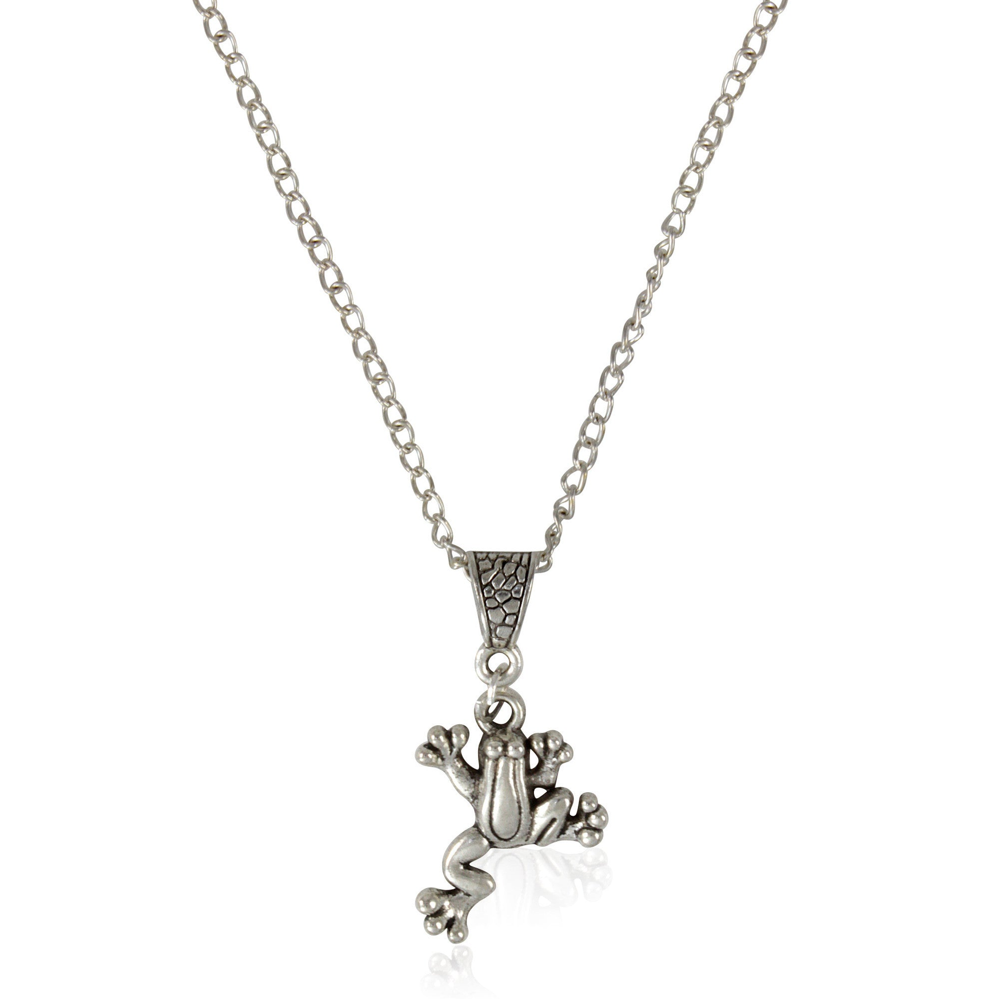 Frog Dangle Pendant (Alpha Kappa Alpha)