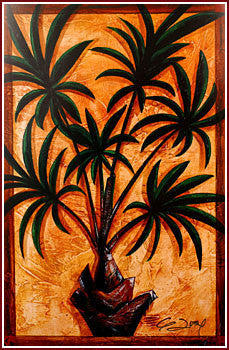 Exotic Palm by Gerald Ivey