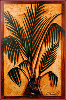 Exotic Palm II by Gerald Ivey
