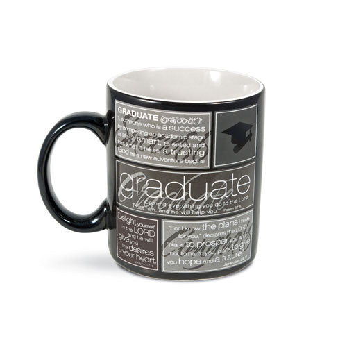 Graduation Mug: Definition Collection by LCP Gifts