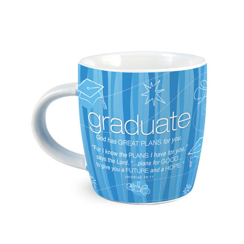 Cups of Encouragement Graduation Mug