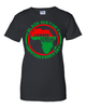 Black History Happens Everyday Women's T-Shirt by RBG Forever (Black)