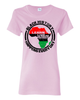 Black History Happens Everyday Women's T-Shirt by RBG Forever (Pink)