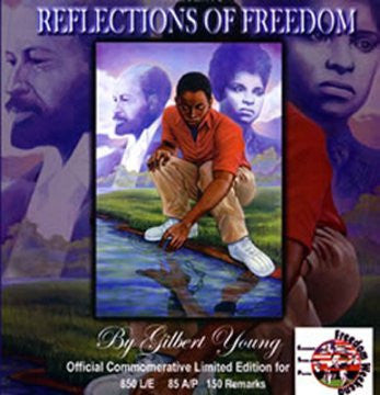 Reflections Of Freedom by Gilbert Young