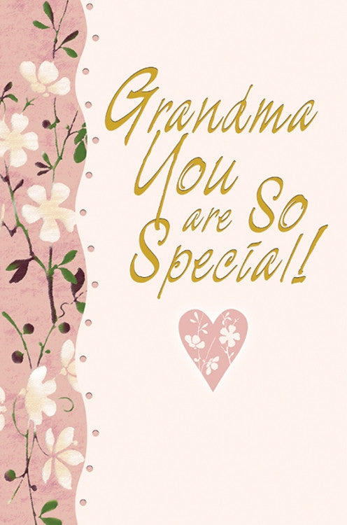Grandma You are So Special: African American Mother's Day Card by African American Expressions