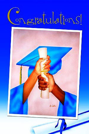 Congratulations Box Set of Graduation Cards